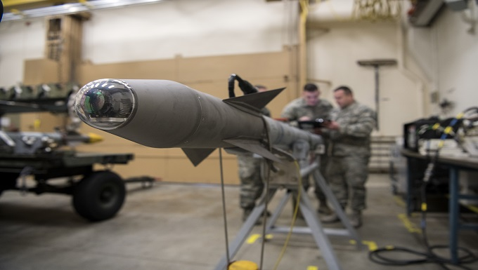 104th Munitions Flight Airmen showcase versatility, embrace change