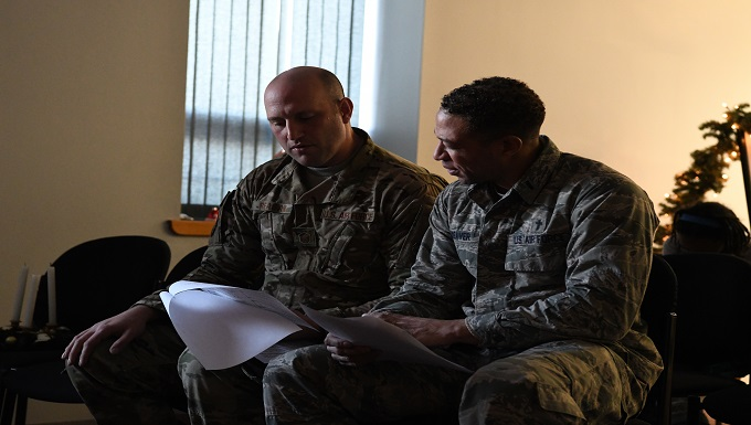 Moving Forward in Faith, 104th FW Chaplain serves in support of the COVID-19 response