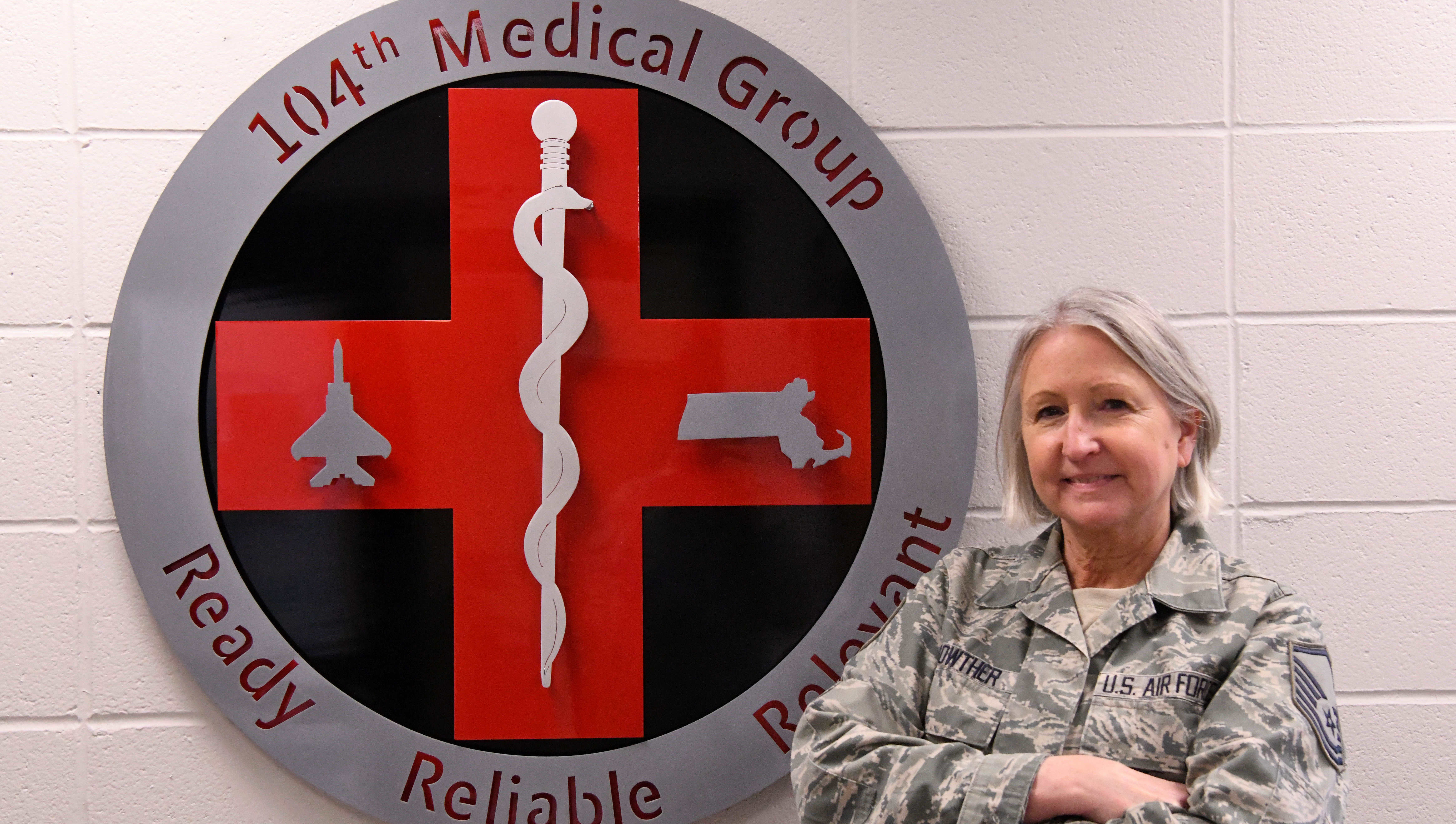 104th Fighter Wing dental technician shares experience