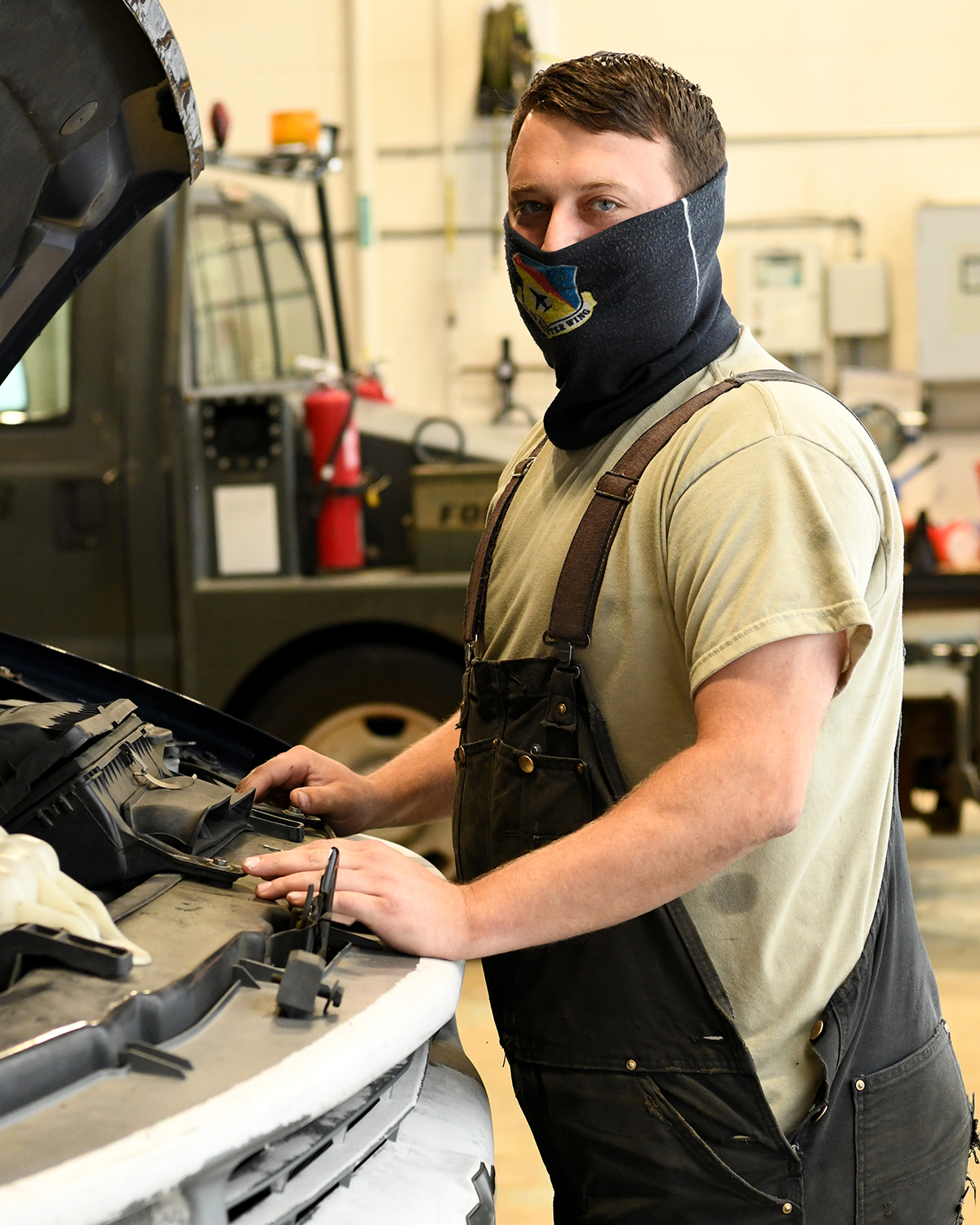 Get to Know a Vehicle Management Specialist